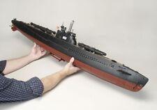 5 ft. Long IJN I-53 & Kaitens Japanese Submarine Lindberg Sealed Kit 70818 1/72