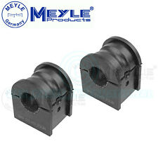 2x Meyle (Germany) Anti Roll Bar Bushes Front Axle Left & Right No: 614 615 0005