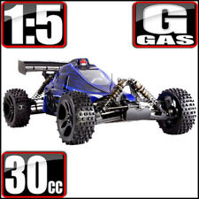 Redcat Racing Rampage XB 1/5 Scale Gas 4WD Off Road RC Buggy Car Blue NEW