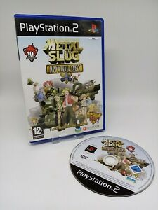 Metal Slug Anthology - Sony PlayStation 2 - PS2