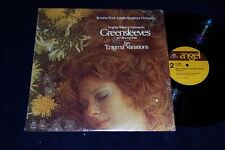 "SIR ADRIAN BOULT Greensleeves 12"" Vinyl LP Angel S-36799 ~d"