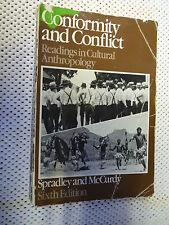 Conformity and Conflict : Readings in Cultural Anthropology (1987, Paperback)
