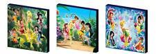 Disney Fairies-Lienzo Arte Bloques / Pared Arte plaques/pictures Tinkerbell