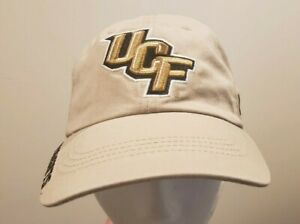 NEW RUSSELL UCF KNIGHTS ADJUSTABLE BASEBALL HAT - FREE SHIPPING