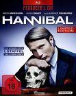 Hannibal Staffel 1 Blu-ray Producer's Cut Neu und Originalverpackt