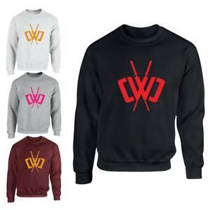 Chad Wild Clay Mens Sweat Youtuber Jumpers Top Gift Present Sweatshirt Unisex