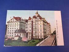 St. Lukes Hospital, New York Vintage Colorful Postcard Unused Pc14