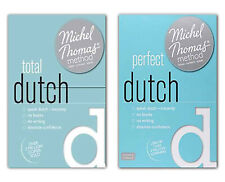 Michel Thomas Total Dutch and Perfect Dutch Complete set