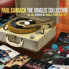 The Singles Collection 2000 - 2017 Paul Carrack Audio CD