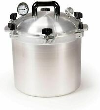 All American 21-1/2-Quart Heavy Duty Pressure Cooker Canner, 921 New