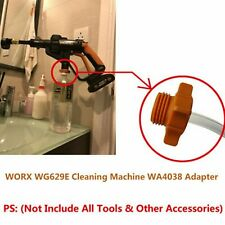 Worx WG629E Cleaning Tools Bottle Cap Connection Adapter with Quick Connector