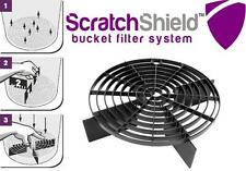 Scratch Shield Adjustable Bucket Grit Guard Filter System One Size Fits Most