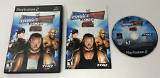 WWE Smackdown vs. Raw 2008 (Sony Playstation 2 PS2) Complete