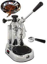 La Pavoni PL Professional Chrome Espresso Coffee Machine & Naked Portafilter