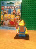 LEGO SERIES 1 SIMPSONS NELSON MUNTZ. MINT CONDITION