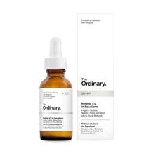 The Ordinary Retinol 1% in Squalane 30ml New in Box 100% authentic