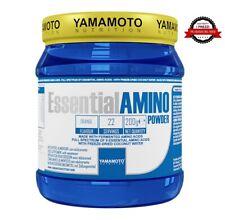 ESSENTIAL AMINO POWDER 200 g YAMAMOTO AMINOACIDI ESSENZIALI Gusto Arancia
