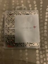 Force Axs Chain - Sram Force Axs Chain - 12-Speed, 114 Links, Flattop, Silver -