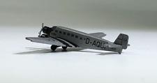 Herpa Lufthansa Junkers Ju 52/3 m Reg. D-AQUI 1/500 Diecast Model