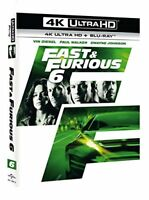 Fast And Furious 6 (Blu-Ray 4K Ultra HD + Blu-Ray) UNIVERSAL PICTURES