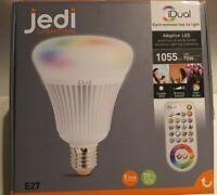 iDual E27 LED Bulb With iRemote
