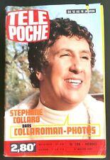 ►Télé Poche 9/01/1980; Roman-Photo avec Collaro/ Guy Montagné/ Supertramp