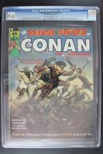 Savage Sword of Conan #1 -NEAR MINT- CGC 9.4 NM - MARVEL 1974 - Gil Kane!!!
