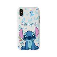 For iPhone X Phone Case Lovely Stock Soft TPU Silicone Cover Cartoon Cute Hot