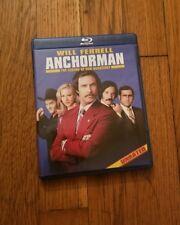 Anchorman: The Legend of Ron Burgundy (Blu-ray)