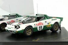 Lancia stratos hf #11 sanremo rally 1975 waldegard thorszelius 42461 speed