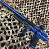 NEW Empire Sniper Autococker Tournament Pump Paintball Gun Marker - Cobalt/Black