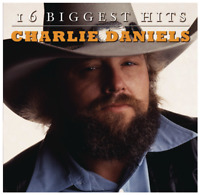 The Charlie Daniels Band - 16 Biggest Hits (CD) • NEW • Best of, Greatest