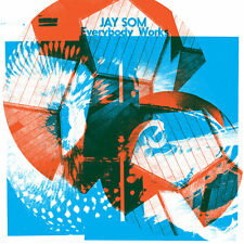 Jay Som EVERYBODY WORKS 180g +MP3s LIMITED EDITION New Orange Colored Vinyl LP