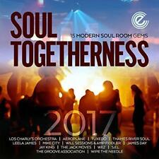 Soul Togetherness 2017 - Various Artists (NEW CD)