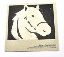 ROLLING ROCK BIRRA SOTTOBICCHIERI DI USA - Cavallo