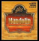 JEU DE CORDES MANDOLINE GHS A270 MEDIUM for sale