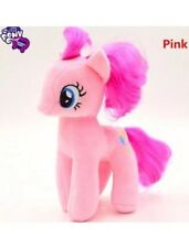 "Authentic 8"" Plush My Little Pony Pinkie Pie Pink Horse Stuffed Animal Toy Game"