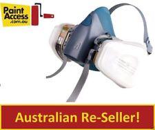 3M 7502 +6001 Half Facepiece Silicone Respirator - Australian Stock