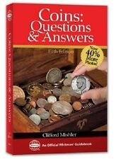 Coin Collecting Book Whitman Guidebook Questions and Answers w/ Photos 5th Edit