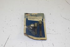 1977 HARLEY SPORTSTER CHROME PLATED SPROCKET COVER SCREW NUT KIT