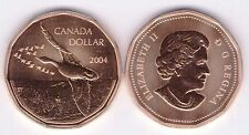 "2004 Canada $1.00 Specimen ""Flying Goose"" Loon Dollar"