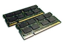 4GB 2x 2GB PC2-6400 800 MHz Laptop Memory Notebook SODIMM RAM DDR2 200 pin 1.8v