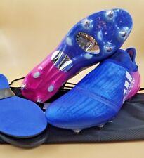 adidas X 16 Purechaos SG Limited Edition Men Soccer Cleats BA9867 Blue Size 12