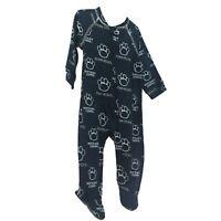 Penn State Nittany Lions NCAA Baby Infant Toddler Size Pajama Sleeper Bodysuit