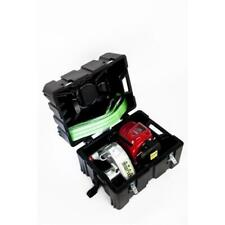 Portable Winch Pca-0102 Transport Case with Molded Shapes for Accessories