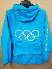 RARE HUDSON'S BAY CO VANCOUVER WINTER 2010 OLYMPIC VOLUNTEER JACKET COAT~M