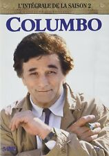 "DVD ""Columbo : L'Intégrale Saison 2"" - Coffret 5 DVD - NEUF SOUS BLISTER"