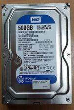 """500GB Western Digital Blue WD5000AAKX 3.5"""" SATA Internal Hard Drive HDD"""