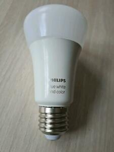 Philips Hue White and Color Ambiance E27 Lampe Glühlampe