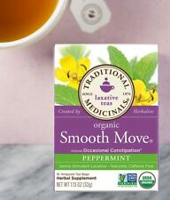 Traditional Medicinals Smooth Move Peppermint organic tea